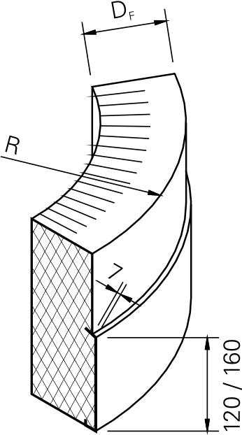 dosteba ag plinthe courb e. Black Bedroom Furniture Sets. Home Design Ideas