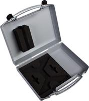 Bild von Koffer mit Schaumstoffeinlage